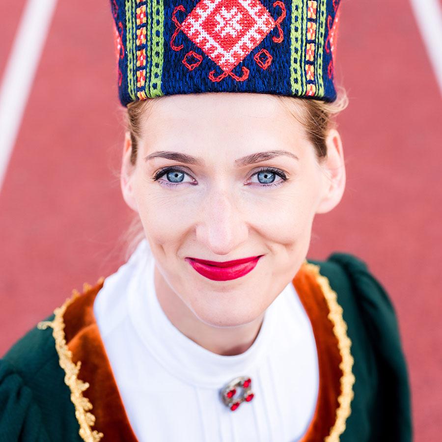 Marika Erenštreite