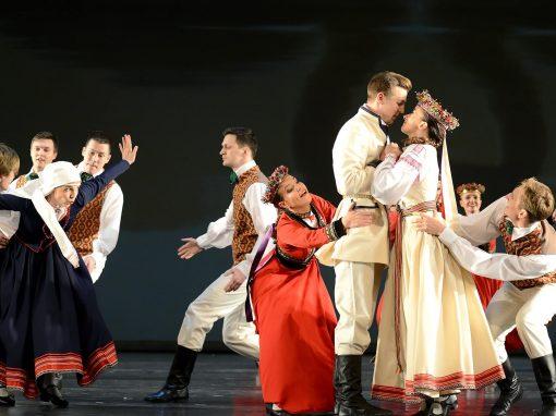 Daiļrade Vladimira Ponomarjova jubilejas koncertā 2016