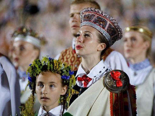XXVI Vispārējie latviešu Dziesmu un XVI Deju svētki. Noslēguma koncerts «Zvaigžņu ceļā»