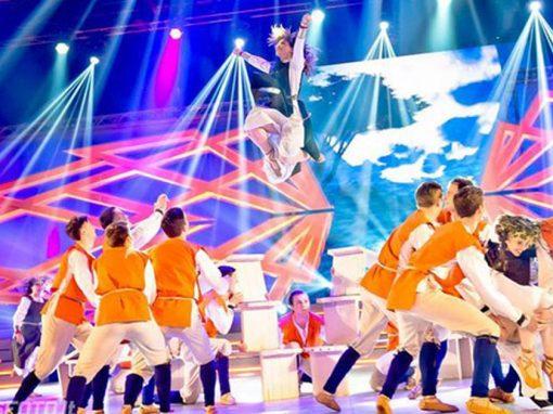 Lietuvas TV3 deju šovs «Kadagys»