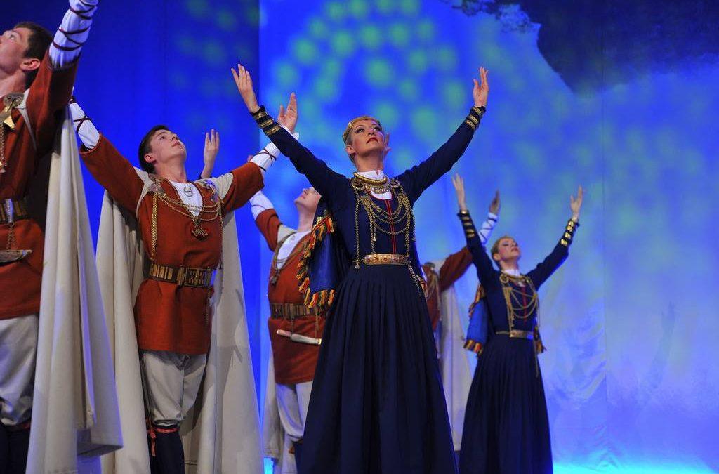 XV Deju svētku deju kolektīvu fināla konkursā — 1.vieta