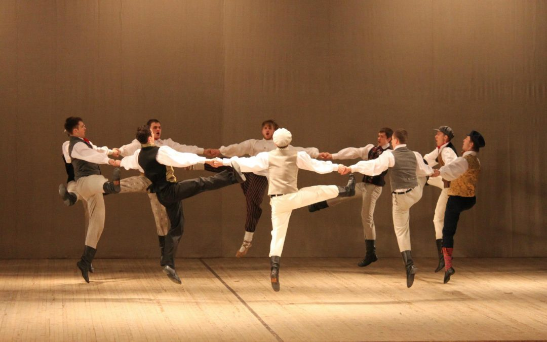 """Jaunrades deju konkursā DA """"Daiļrade"""" iegūst 1.vietu"""