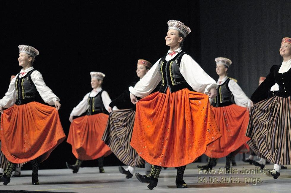 XV Deju svētku deju kolektīvu skate