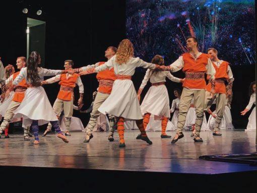 Rīgas tautas deju kolektīvu 2019. gada skate