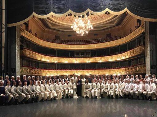 XV Bērnu un jauniešu starptautiskais horeogrāfijas konkurss. Rīgas pavasaris 2019